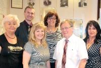 Familie Krietsch und Mitarbeiter
